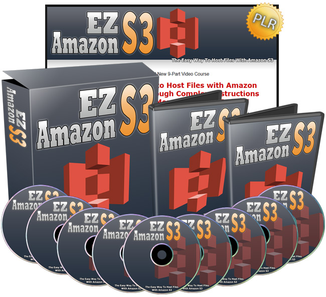 EZ Amazon S3 - The Easy Way To Host Files With Amazon S3