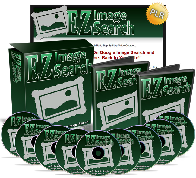 EZ Image Search - How To Rank On Google Image Search!