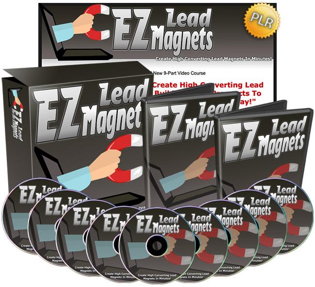 EZ Lead Magnets PLR Review