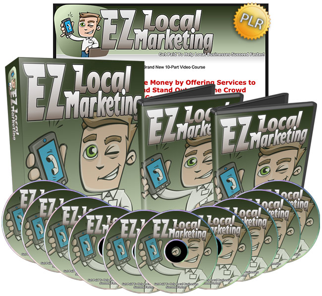 EZ Local Marketing PLR Review