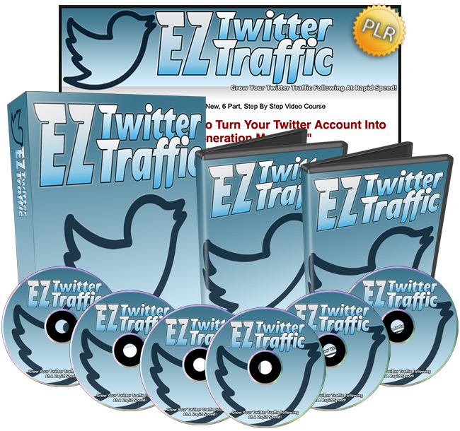 EZ Twitter Traffic - How To Grow Your Twitter Traffic Following!