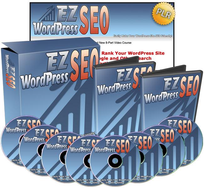 EZ WordPress SEO PLR Review
