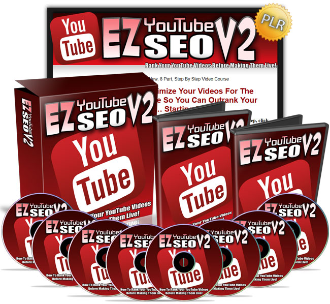 plr package - 2019-02-24 | Jason Oickle – EZ YouTube SEO V2 PLR Video Series Review - is it worth to join?